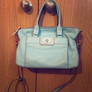 Kate Spade Robin's Egg Blue Purse